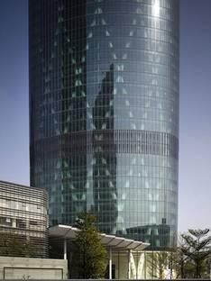 Wilkinson Eyre Architects, Guangzhou International Finance Centre