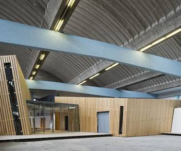 Daniel Libeskind, Akademie des Jüdischen Museums von Berlin