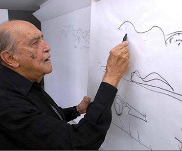 Abschied vom Architekten Oscar Niemeyer