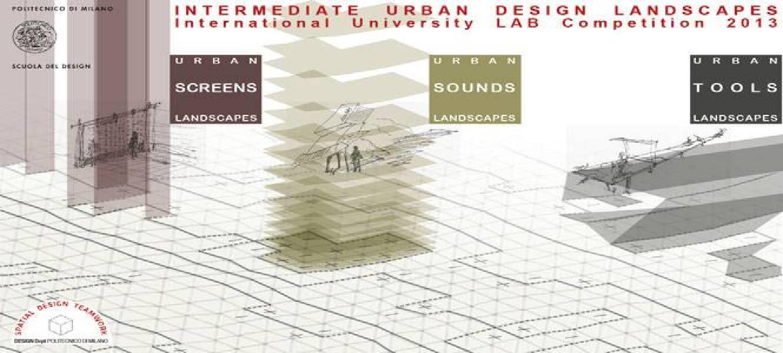 Interior And Spatial Design Polimi