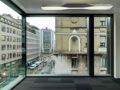 Park Associati, Bürogebäude La Serenissima
