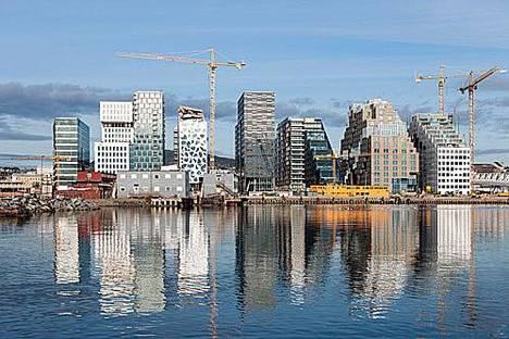 MVRDV, Neuer Sitz der DNB, Oslo