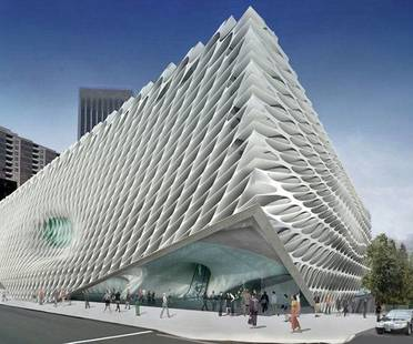 Diller, Scofidio + Renfro, The Broad Art Foundation, Los Angeles