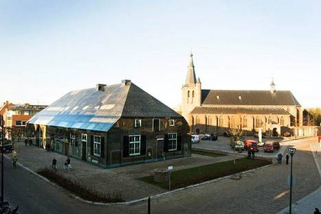 MVRDV, Glass Farm, Holland