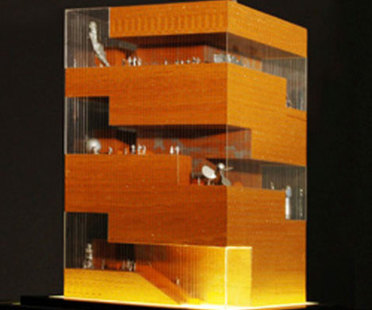 Ausstellung 19 Projekte von Neutelings Riedijk Architects