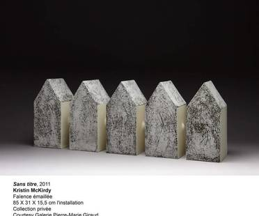 Ausstellung Kristin McKirdy - Céramiques