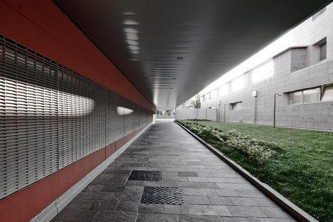 Valle Architetti, PARKHAUS UND GEBÄUDE IN PADUA