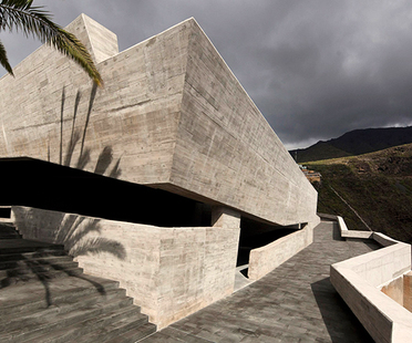 Fernando Menis, SACRED MUSEUM AND PLAZA ESPAÑA, ADEJE