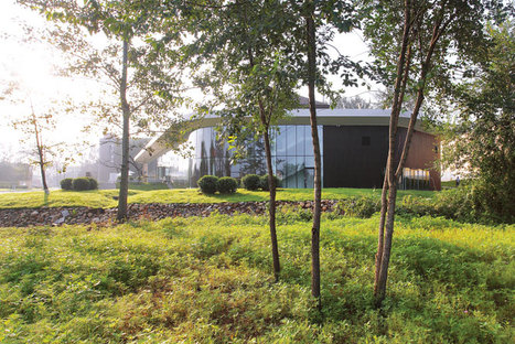 Open Architecture GEHUA YOUTH AND CULTURAL CENTER