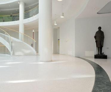 Foster + Partners, Campus Luigi Einaudi Turin