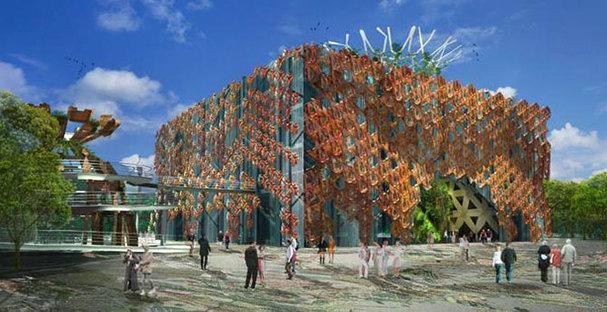 Studio Nemesi&Partners Pavillon Italien Expo2015