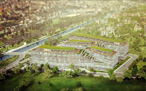 Julien De Smedt Architects gewinnt einen Wettbewerb in Istanbul