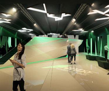 GranitiFiandre präsentiert den neuen Ausstellungsraum für die großformatigen Fliesen Maximum