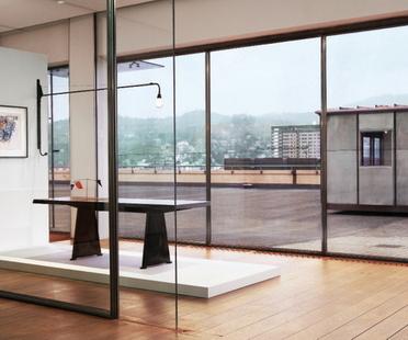 Ausstellung: Eine Leidenschaft für Jean Prouvé, vom Möbel bis zum Haus