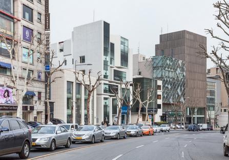 MVRDV CHUNGHA BUILDING, Gangnam Style