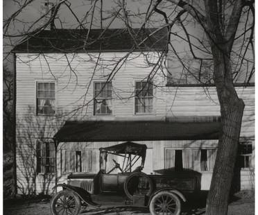 Ausstellung Walker Evans American Photographs