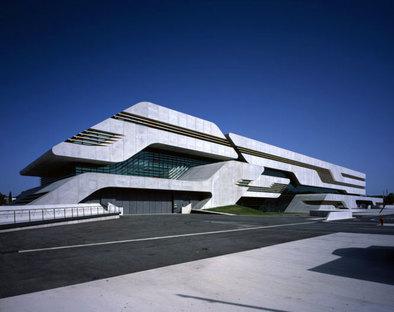 Zaha Hadid Architects, Pierres Vives, Frankreich