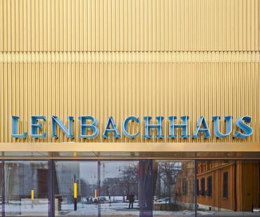 Foster Partners, Städtische Galerie im Lenbachhaus München