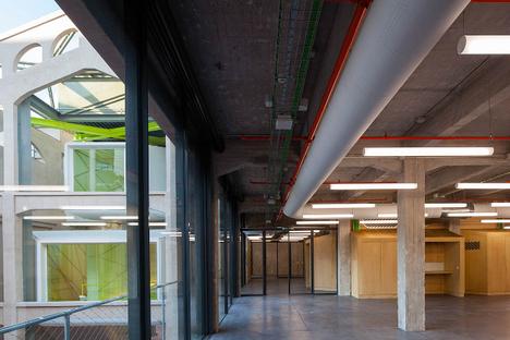 Langarita-Navarro Arquitectos Medialab-Prado ph.Miguel de Guzmán