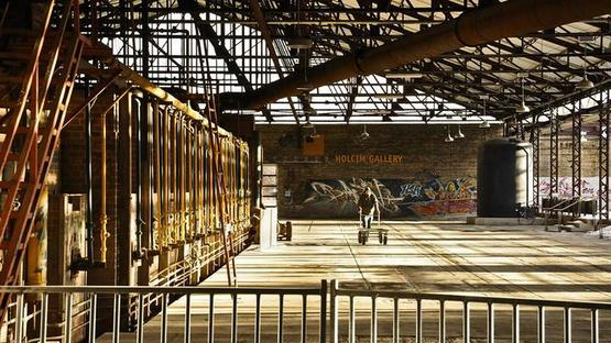 Ausstellung Next Landmark im Spazio FMG Mailand