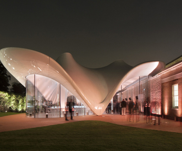 Zaha Hadid Serpentine Sackler Gallery London