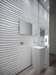 Dreidimensionale Wände auf der MADE EXPO