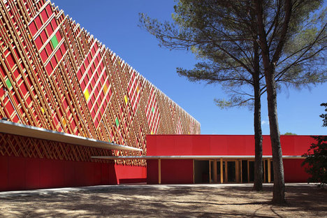 A+Architecture Theater jean-claude carrière, Montpellier