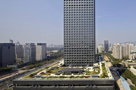 OMA, Shenzhen Stock Exchange, China