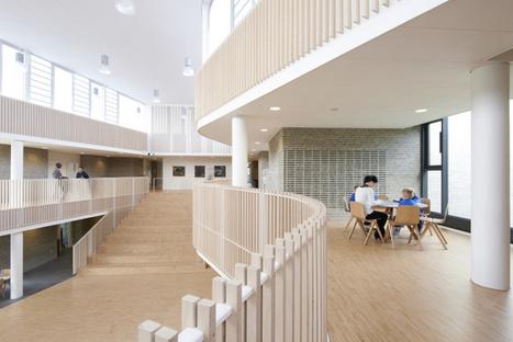 C.F. Møller Architects International School Ikast-Brande