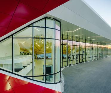 UNStudio, Kutaisi International Airport, Georgia