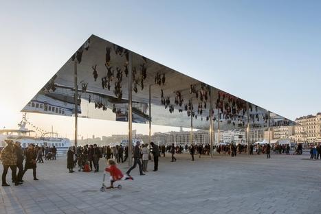 Foster + Partners, Pavillon Vieux Port Marseille, Frankreich