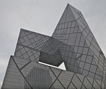 CCTV Headquarters von Rem Koolhaas - bester Wolkenkratzer 2013