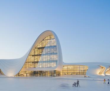 Zaha Hadid Heydar Aliyev Center, Baku, Aserbaidschan