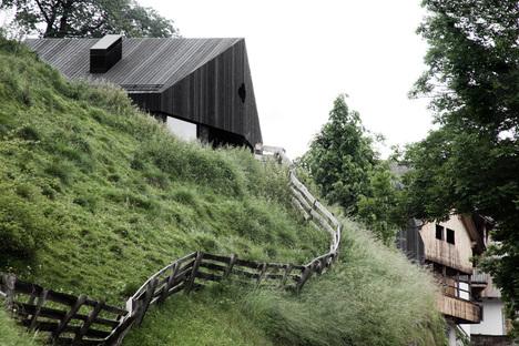 Pedevilla Architekten Wohnhaus Pliscia 13, Enneberg