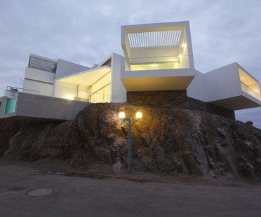 Vertice Arquitectos, Casa Las Lomas i-5, Lima