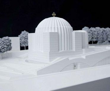 Ausstellung Santiago Calatrava – Die Verwandlungen des Raums