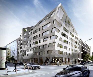 Libeskind Wohnhaus Chausseestrasse - Berlin