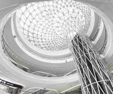 UNStudio Hanjie Wanda Square, Wuhan, China