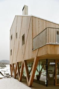 MoDus Architects Haus und Künstleratelier