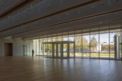 Renzo Piano, Kimbell Art Museum Pavillon