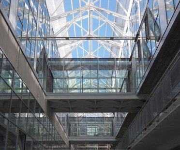 Vulcanica Architettura, Neapel, Brin69, Sanierung einer Industrieanlage