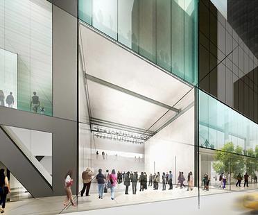 Diller Scofidio + Renfro für das MoMA, New York
