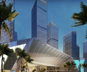 gmp Neues Stadtbauprojekt in Shenzhen