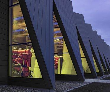 C.F. Møller Architects, gasisolierte Schaltanlagen, Dänemark