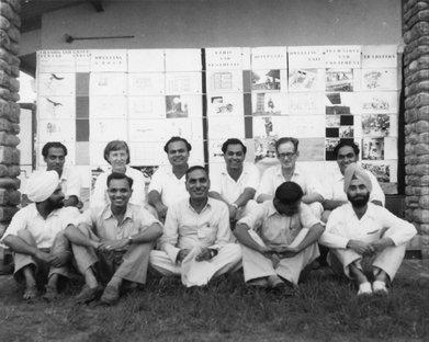 Ausstellung Casablanca Chandigarh