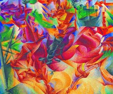 Ausstellung Italian Futurism, 1909–1944: Reconstructing the Universe - Guggenheim Museum