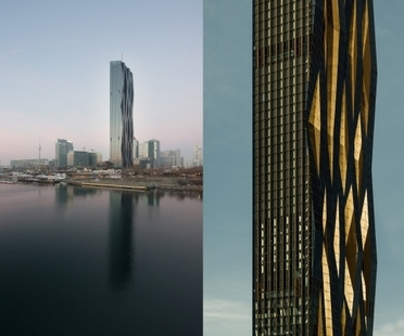 Dominique Perrault Architects - DC Tower 1 - Wien