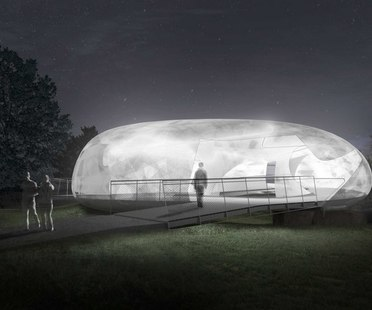 Serpentine Gallery: Smiljan Radic gestaltet den neuen Pavillon 2014