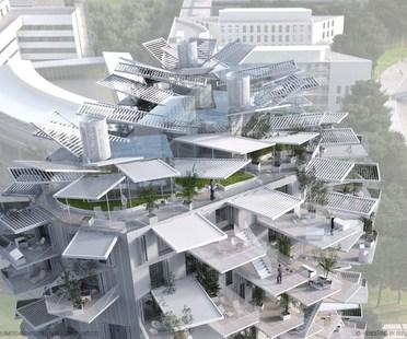 """Der Weiße Baum von Fujimoto ist der """"architektonische Wahnsinn des 21. Jahrhunderts"""""""