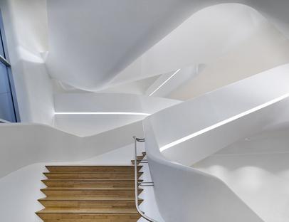 Zaha Hadid Architects Dongdaemun Design Plaza, Seoul, Südkorea